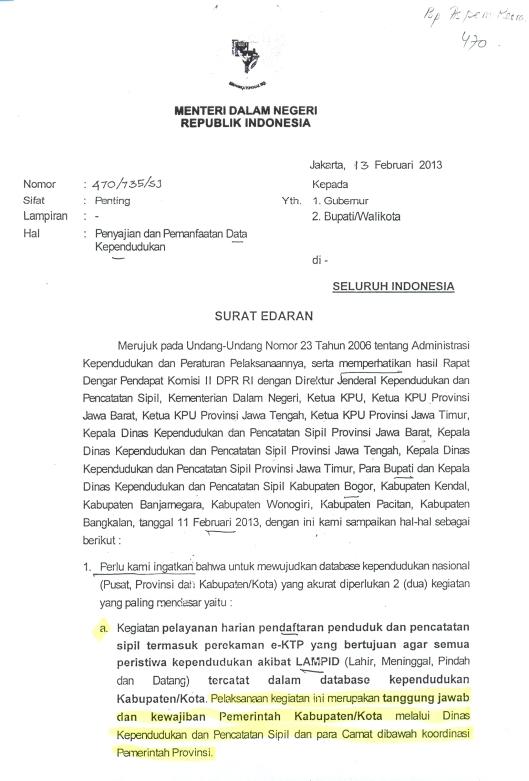 SuratMendagriNo470-735-SJ-tgl13Peb2013halPenyajian&PemanfaatanDataKpddk